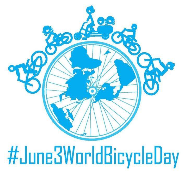 3 de juny: Dia Mundial de la Bicicleta